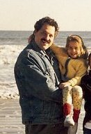 Caitlin dad and I