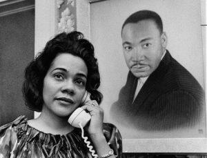 Coretta King AfterTalk Grief Support